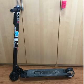 NES electric scooter (aka. Jackhot, Zoom Zero)