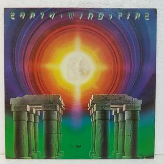 Reserved: Earth, Wind & Fire - I Am  Vinyl Record