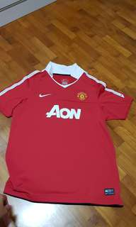 Original Manchester United Home Jersey Youth size XL