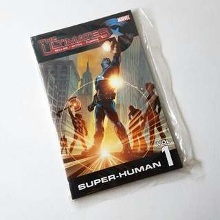 Marvel: The Ultimates (Softcover)