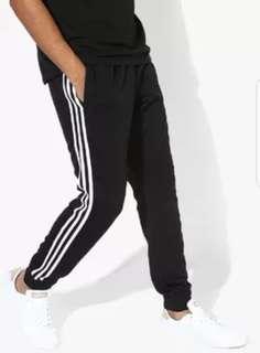 Adidas neo 3 stripes track pants