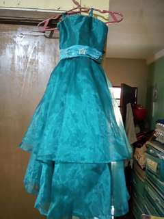 Gown for kids 4-6 years old