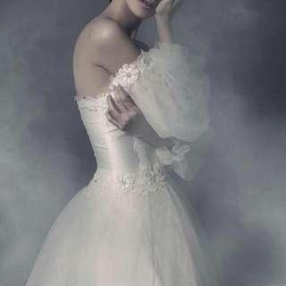 Designer Bridal Wear -published on magazine
