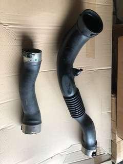 Bmw M135i原廠進氣渦輪管
