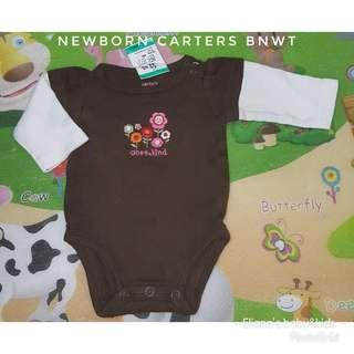 Newborn LS onesie