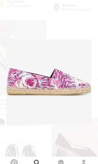 Kenzo Espadrilles Runway Collection