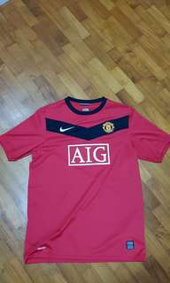 Authentic Manchester United Jersey youth size XL