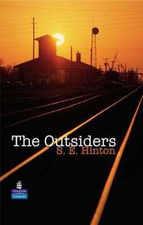 The Outsiders hardcover book