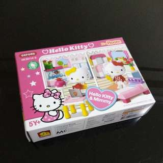 Oxford Hello Kitty 2-in-room