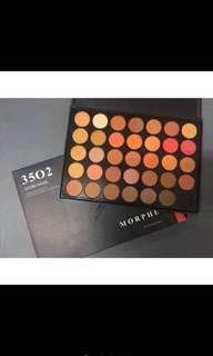 Morphe 35O2 eyeshadow palette