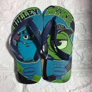 全新正品巴西哈瓦仕havaianas 夾腳拖鞋,純橡膠好穿,31-32