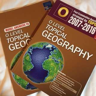 OLEVEL Geography TYS