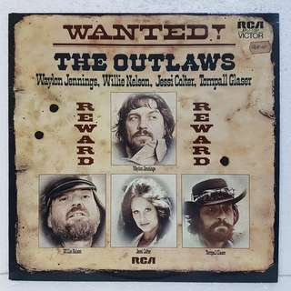 Reserved: The Outlaws  Vinyl Record