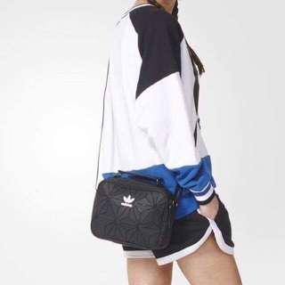 Adidas Issey Miyake 3D Mini Airliner Sling Bag
