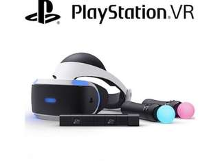SONY Playstation VR (virtual reality)
