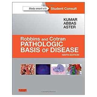 Robbins and Cotran Pathologic Basis of Disease 9th Edition (E-Book)