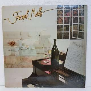 Reserved: Frank Mills - Sunday Morning Suite Vinyl Record