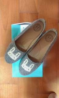 🚚 LeBunny Bleu 兔兔包鞋(灰)