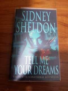 Tell me your dreams / sidney sheldon