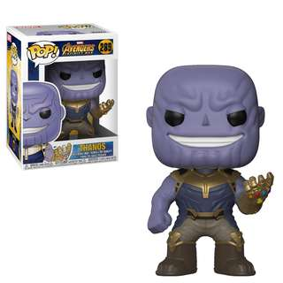 [Funko Pop] Avengers 3: Infinity War - Thanos