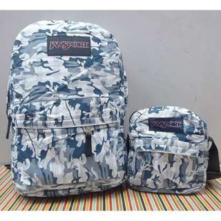 Jansport 2 in 1 Bag