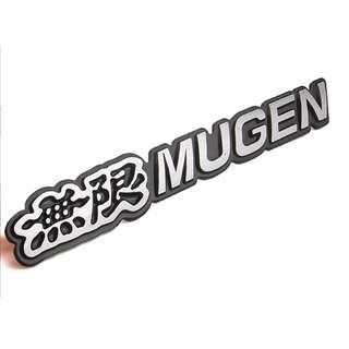 Honda Mugen Emblem VTEC