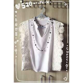 🚚 🎁SLINE 韓版V領衫