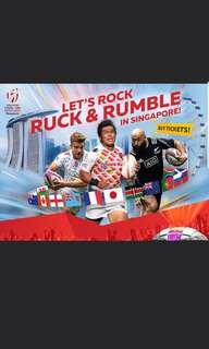 Rugby 7s Singapore - VVIP Hexagon Suite Tickets