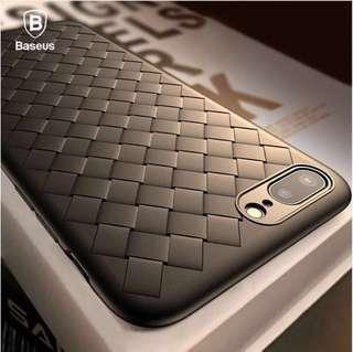 IPhone 7/8 BLUE LEFT! Bottega weave iPhone casing