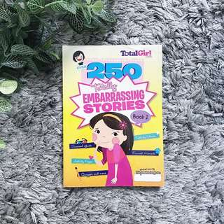 Totally Embarrassing Stories - Book 2
