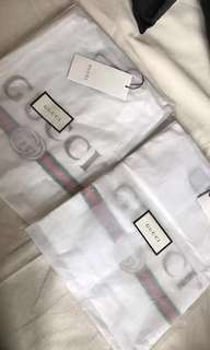 Authentic GUCCI Logo Tee