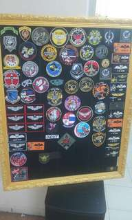 Customised Embroidered Patches