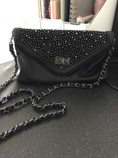 Crossbody Bag with stud detailing