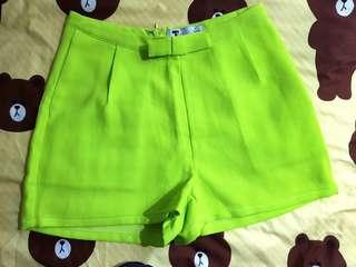 TEMT Neon Shorts