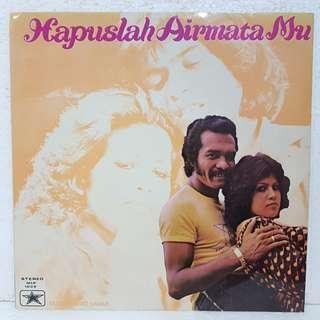 Reserved: Malay》Kapuslah Airmata Mu  Vinyl Record