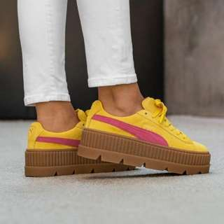 puma fenty creepers cleated