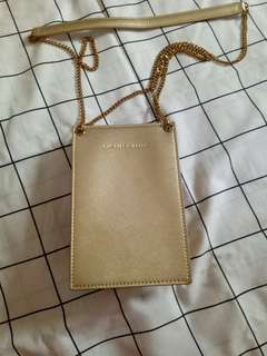Slingbag/ pouch hp gold