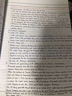 History Notes For Sec 3 and 4