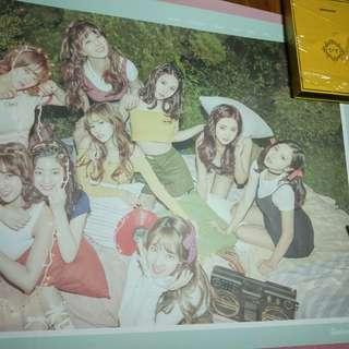 Twice twicetagram poster