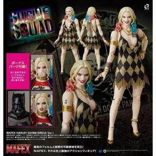 Order - Medicom Mafex Suicide Squad Harley Quinn Dress Version