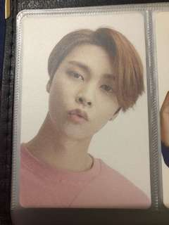 Johnny NCT 127 1st Anniversary Photocard (Limited)