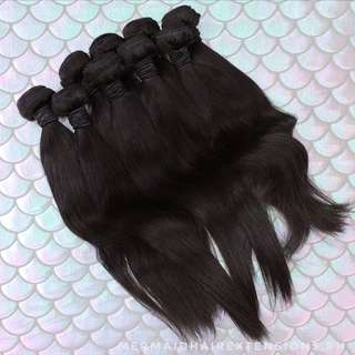 100% HUMAN HAIR BUNDLES