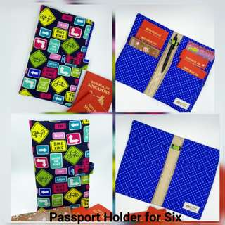 Passport Holder - Customised