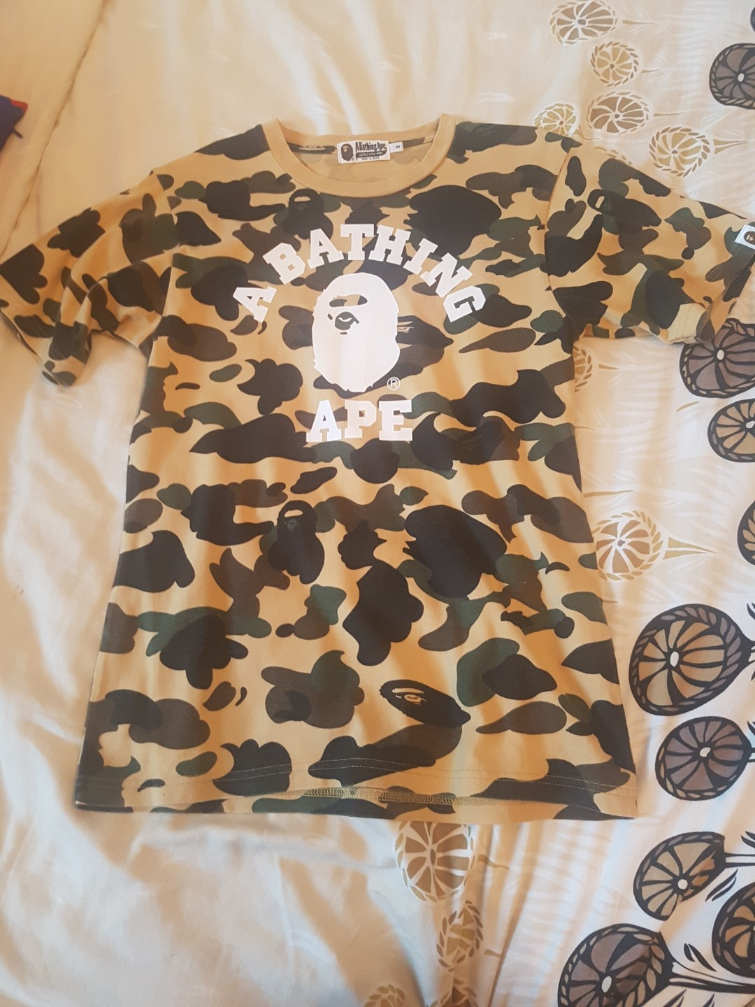 4874581f A Bathing Ape, Men's Fashion, Clothes on Carousell