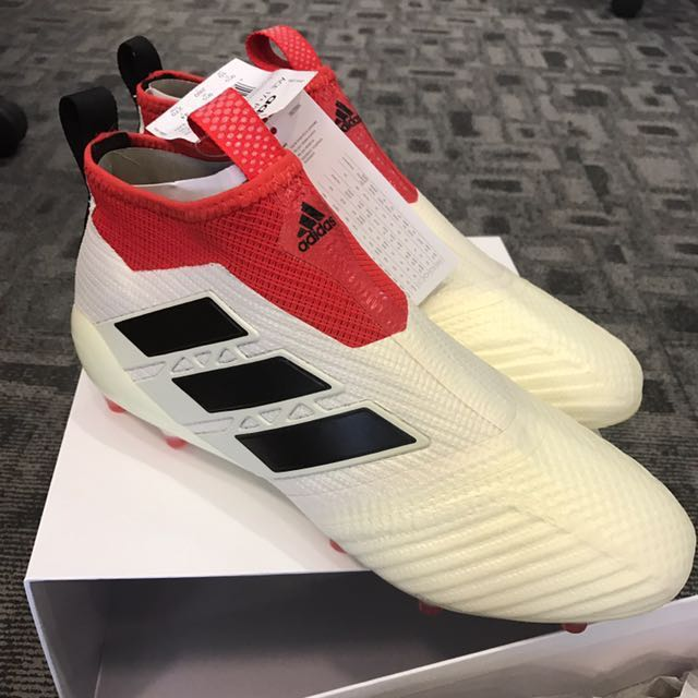 9e74da977 Adidas Ace 17+ Champagne, Sports, Sports Apparel on Carousell