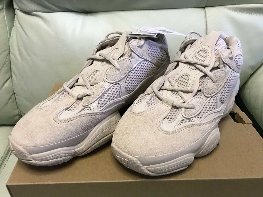 premium selection e9175 a44ce Adidas Yeezy 500 Blush UK8.5 US9
