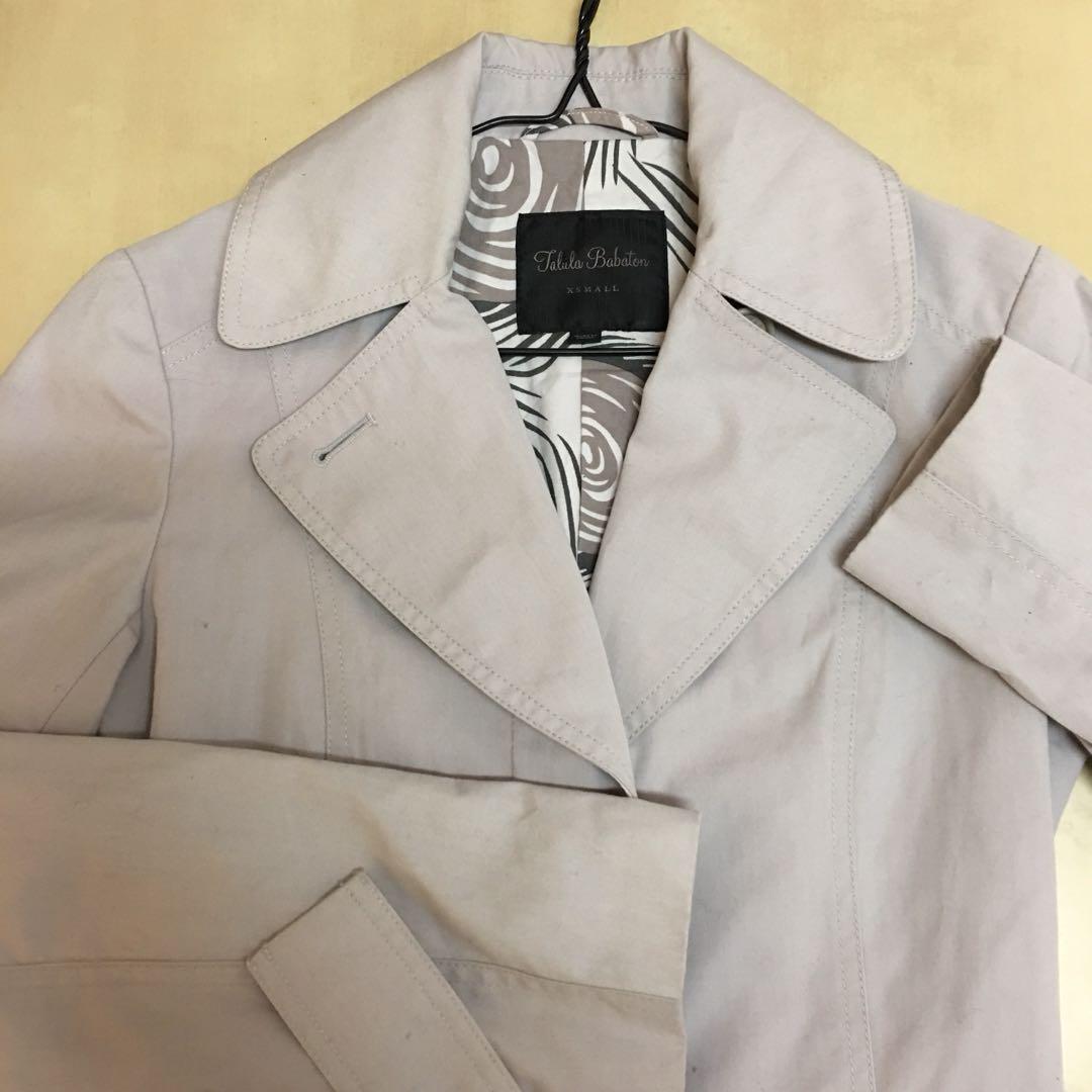 Aritzia babaton trench coat