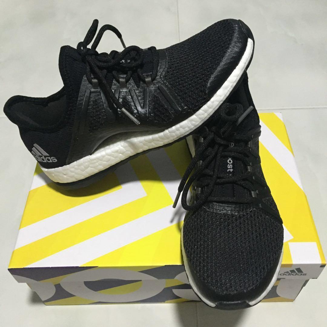34527ecaf3c1d8 Authentic Adidas PureBOOST XPose Black