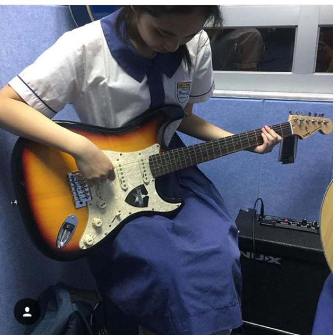 流行音樂課程(結他/電結他/小提琴/鋼琴/鼓/貝斯/電子琴/Cajon/Guitar/Drum/Bass/piano/violin)