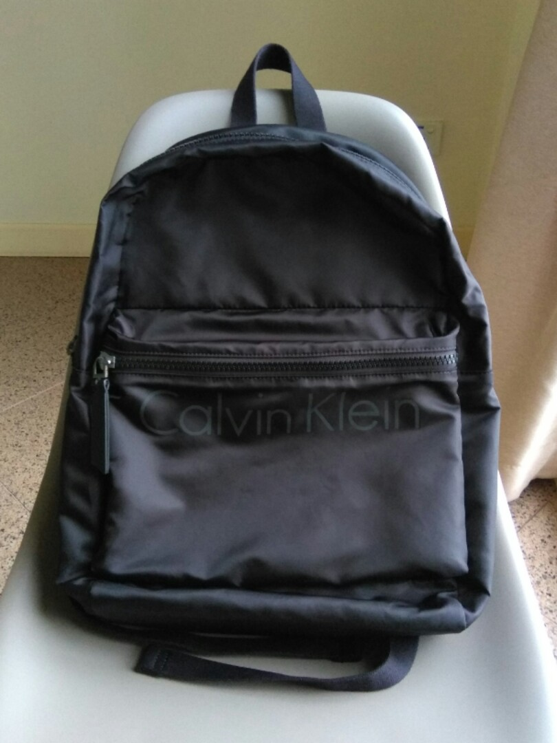 1f48201b0 Calvin Klein campus backpack, Women's Fashion, Bags & Wallets on ...